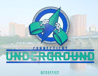 Connecticut Underground - Freedom Football League
