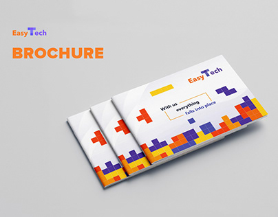 Brochure for forex company