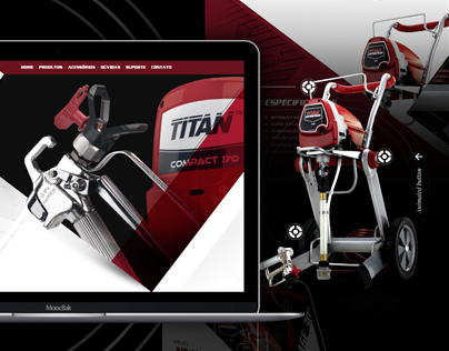 Titan Tool | Website