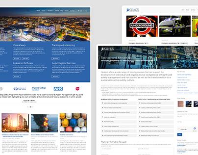 Hastam Website Design and Production