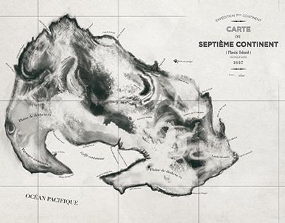 Le Septième Continent - carnet de voyage