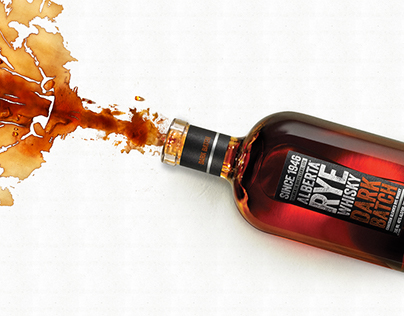 Alberta Rye Whisky: Website