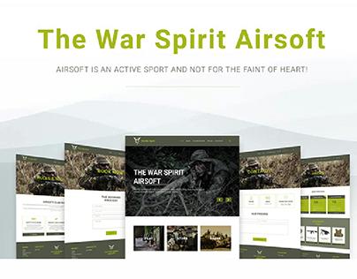 THE War Spirit Airsoft