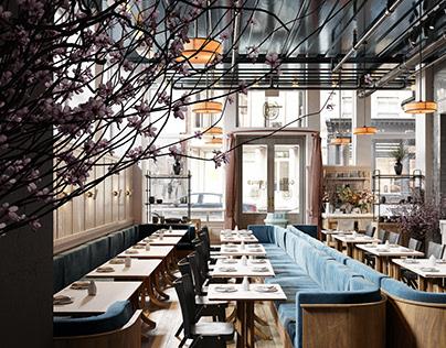 AVE La Mercerie Cafe