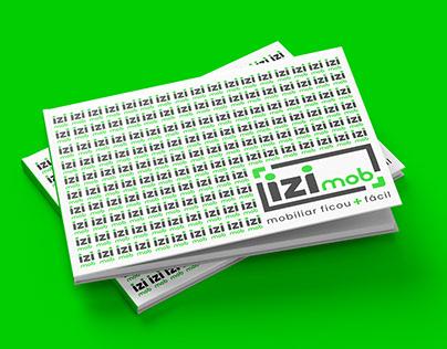 Manual de Identidade Visual IZI Mob
