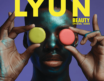 COVERSTORY for LYUN MAGAZINE