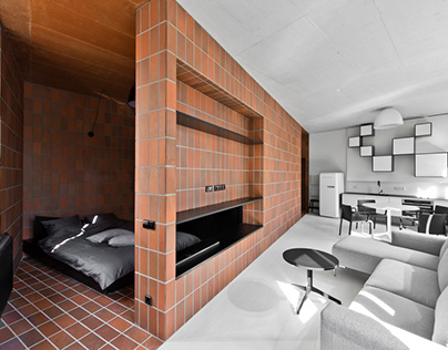 Bazillion Apartment by YCL Studio