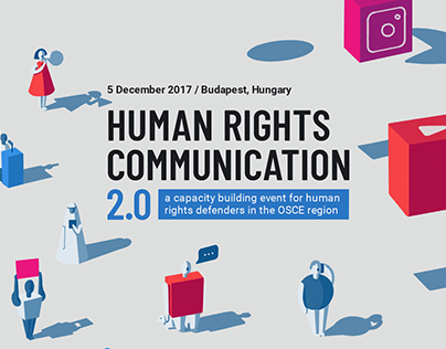 """""""Human Rights Communication 2.0"""" Event, OSCE, ODIHR"""