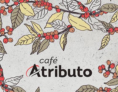 Café Atributo - Marca e Embalagem