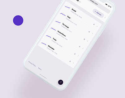 BrandScope - Social media listening platform