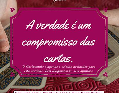 FEED Instagram Cartomancia