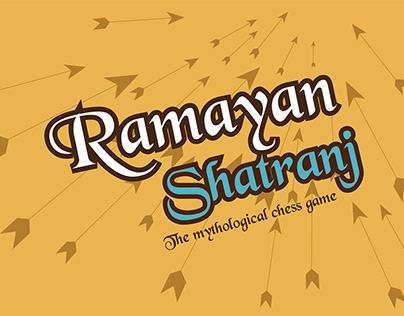 Board Game redesign, Chess Theme: Ramayan