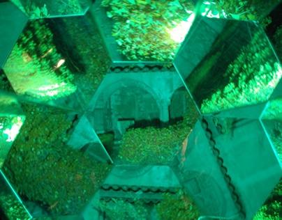 LIGHT INSTALLATION| kaleidoscope
