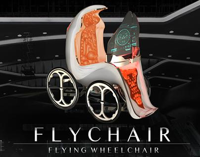 FLYCHAIR - Flying Wheelchair
