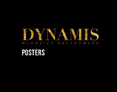 """Dynamis' posters"