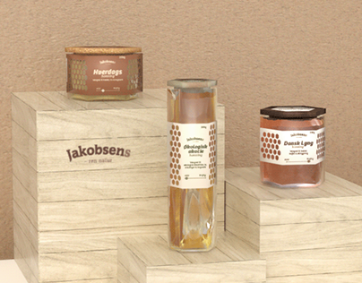 Sustainable Honey Packaging