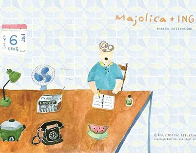 Majolica+ING