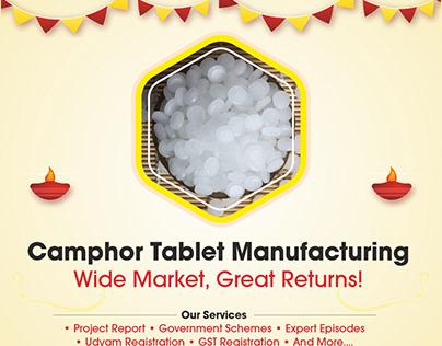 Camphor Manufacturing Business