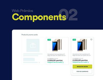 Design System Web Prêmios 02