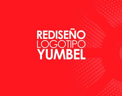 REDISEÑO LOGOTIPO YUMBEL