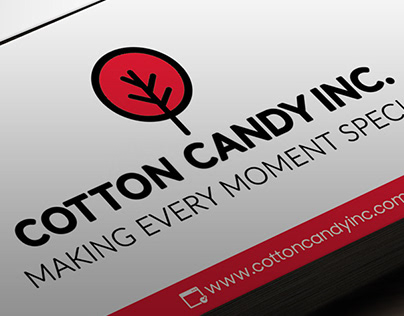 Branding - Cotton Candy Inc.