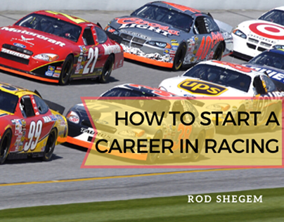 how to start a career in racing