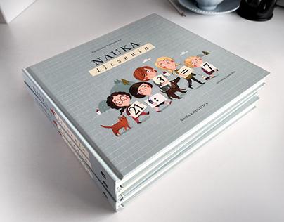 Nauka liczenia / book