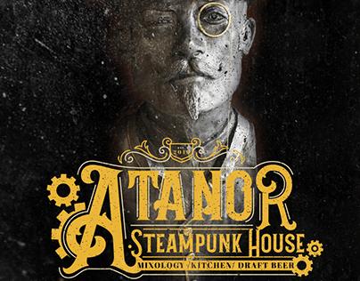Atanor - SteamPunk House
