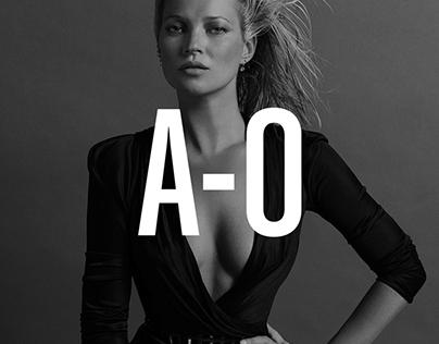 A-O Fashion Magazine