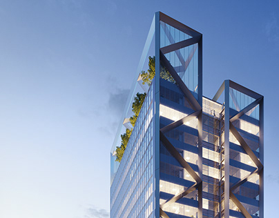 Office building / Vilnius