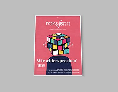 transform - Magazin für das Gute Leben  No3