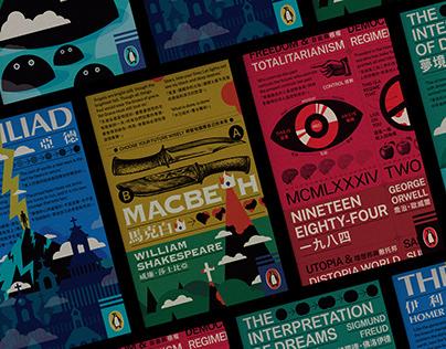 Conceptual and Bilingual Penguin Classics