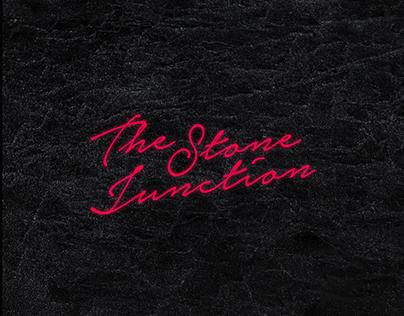 "Concept Album Cover: Audio Push ""The Stone Junction"""