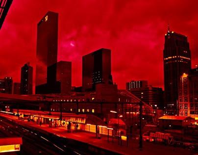 Rotterdam in 12 photographs