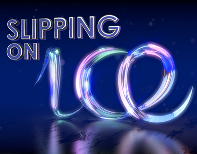 Dancing On Ice Title Sequence - Cinema 4D and RedShift