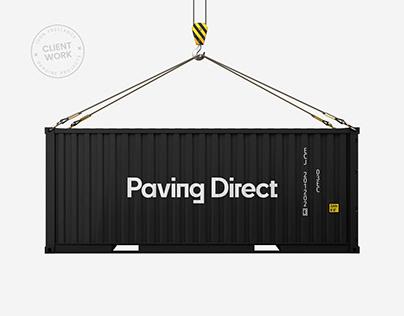 Paving Direct – Identity Design