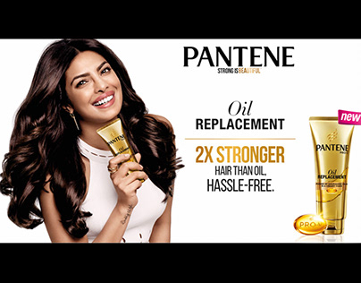 Pantene - Oil Replacement TVC