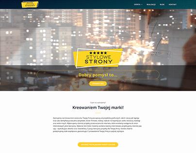 Stylowe Strony - strona internetowa