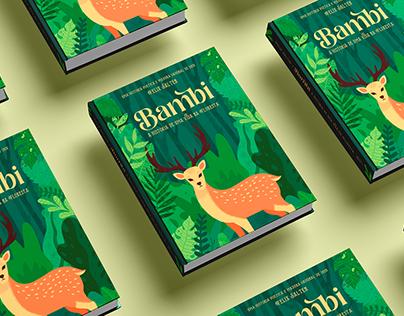 Bambi | Book Redesign