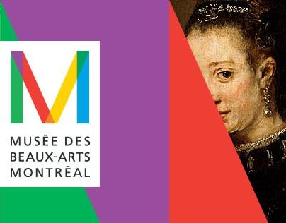 Musée des beaux-arts de Montréal · Web