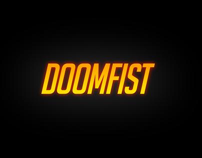 Overwatch - Doomfist Reveal Motion Graphic