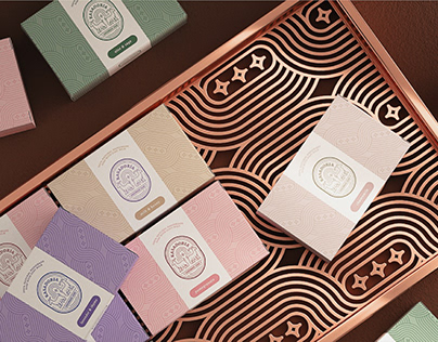 Kasadoria Soap - Logo & Packaging Design
