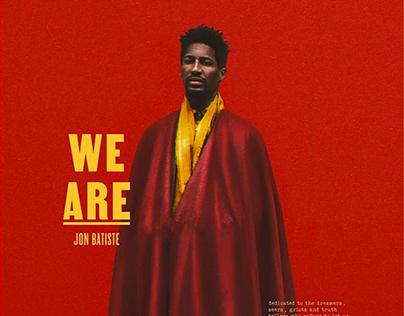 Album Cover Jon Batiste We are