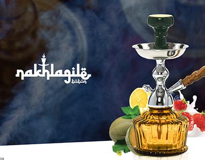 Nakhlagile Tütün - Nakhlagile Hookah Tobacco // Logo