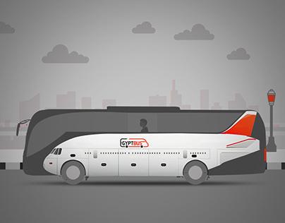 Egypt Bus/ Motion Graphic Design