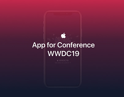 App for Conference - WWDC19