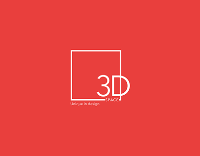 3D Space Developers - Brand Identity design