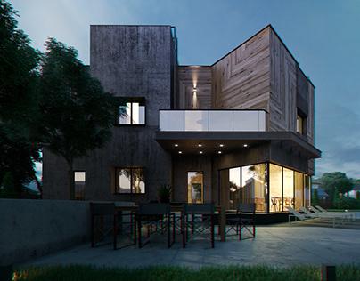 ZS HOUSE | Exterior Design