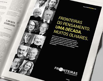 CAMPANHAS FRONTEIRAS DO PENSAMENTO