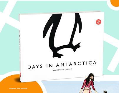 Penguin India | Internship Report | Days in Antarctica
